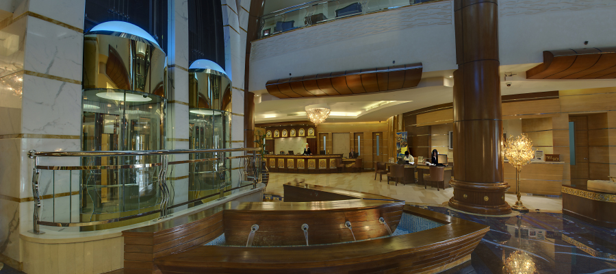 Book Grand Excelsior Hotel Bur Dubai in Dubai | Hotels.com