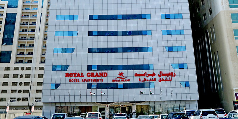 Royal Grand Suites Hotel