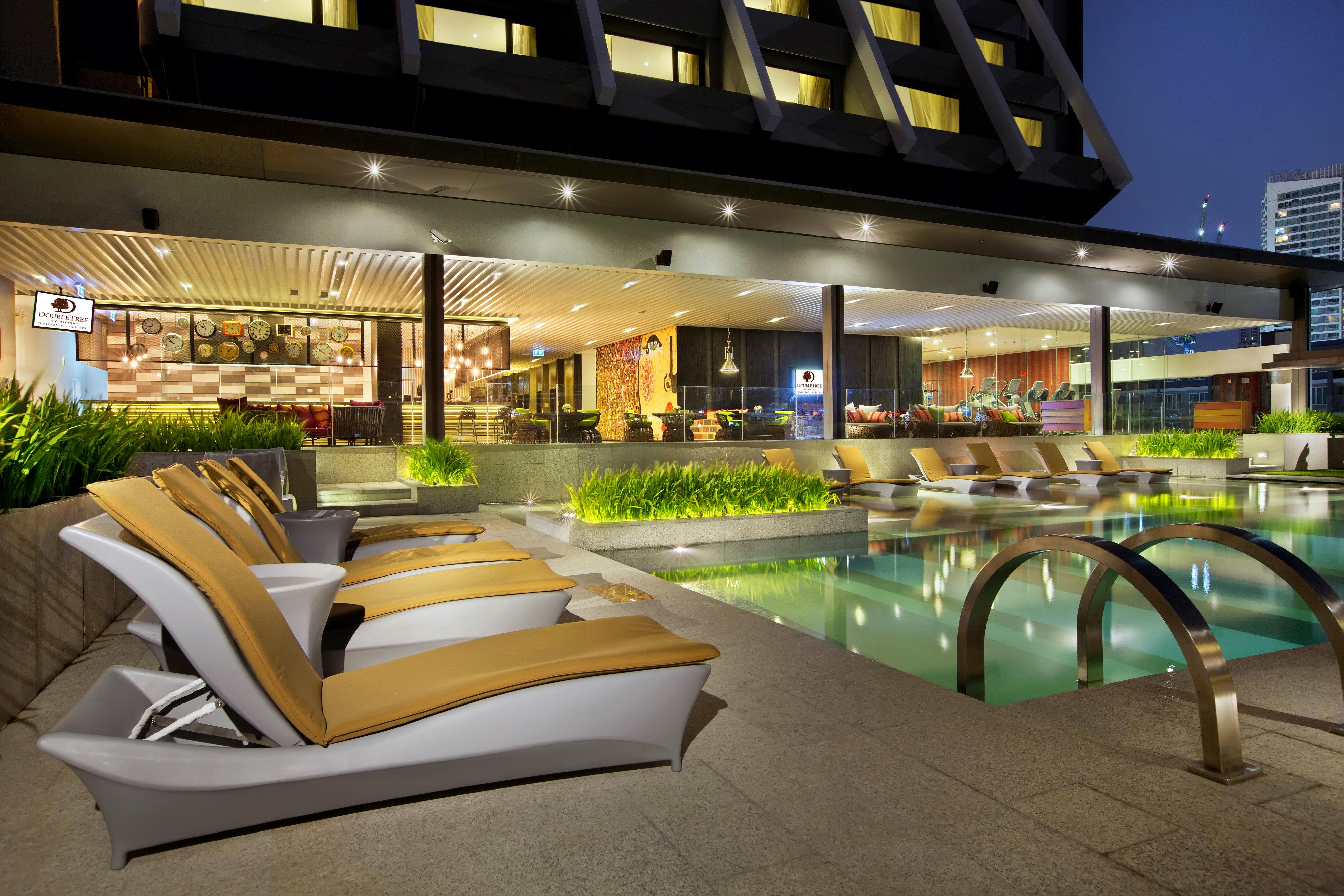 曼谷素坤逸希尔顿逸林酒店