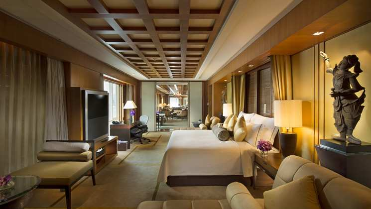 曼谷港丽酒店
