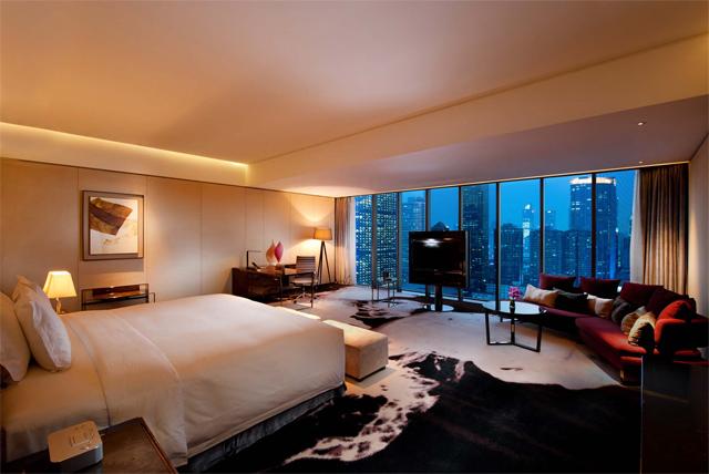 Hilton Guangzhou Tianhe Hotel