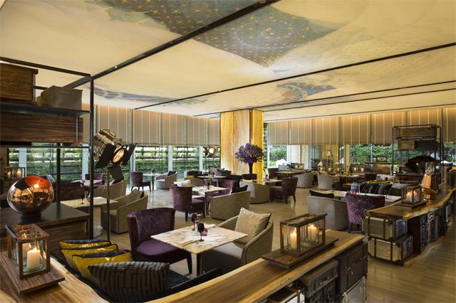 希尔顿曼谷素坤逸酒店